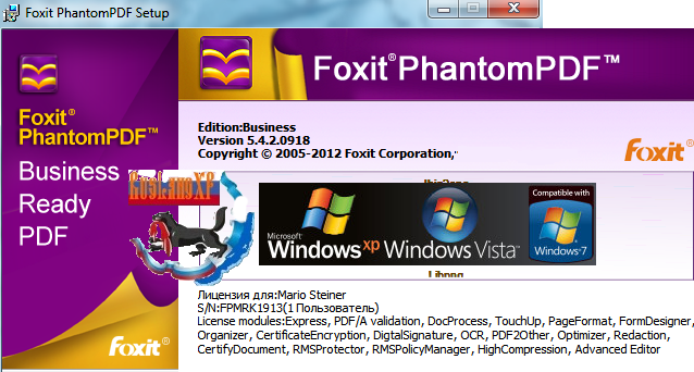 foxit pdf editor 2.0 registration key